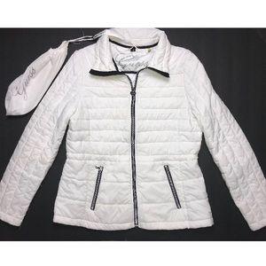 GUESS white jacket